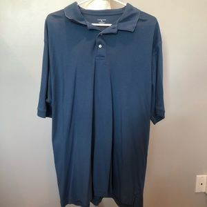 Lands End polo shirt worn once.